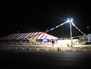 Firework Tent in Surprise, AZ