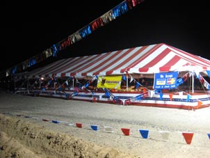 Firework tent in North Phoenix