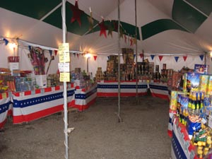 Fireworks for sale in Gilbert AZ