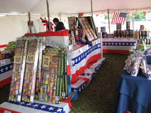 Fireworks for sale in Phoenix, AZ