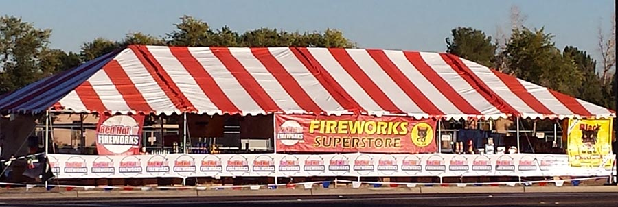 Fireworks for sale in Phoenix