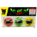 Novelties - Cat Eyes - $3.00