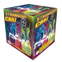 Fountain - Strawberry Cruz - $13.50