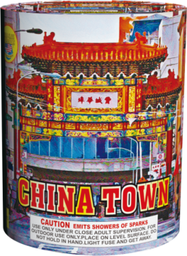 Fountain - China Town - $12.95