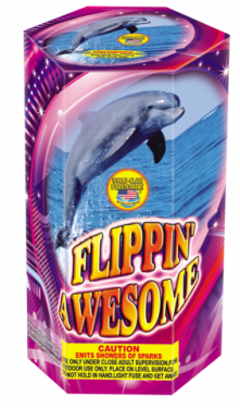 Fountain - Flippin Awesome - $7.00