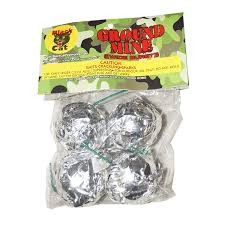 Novelties - Ground Mine 4-pk - $6.50