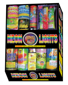 Assortment - Neon Lights - $19.95