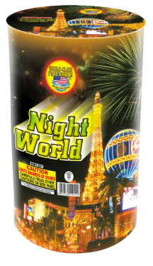 Fountain - Night World - $35.00