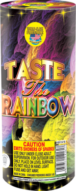 Fountain - Taste the Rainbow - $6.00